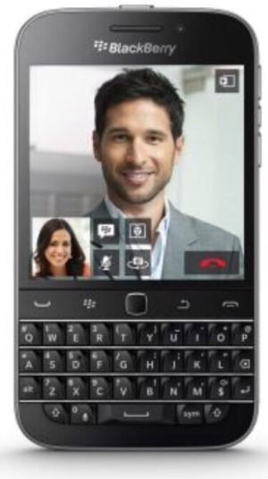 Original Blackberry Classic Q20 4G LTE -16 GB-Black-Free Pen Ferrari