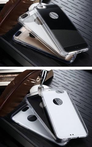 Stripe Soft TPU 4.7 inch Iphone 6 back case