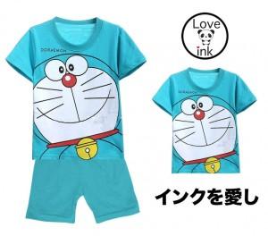 Setelan Anak Doraemon Tosca Smiley