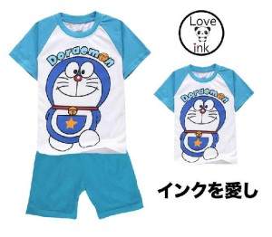 Setelan Anak Doraemon Tosca Star