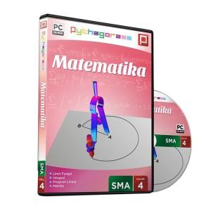 Software Pembelajaran Matematika SMA Vol 4 by Pythagoras
