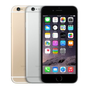 iPhone 6 Plus 16GB Gold Garansi Internasional