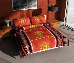 SPREI 180×200 Klub Bola Manchester United Merk FELIS
