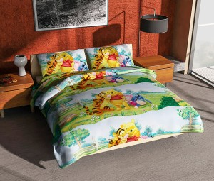 Sprei Single 100×200 POOH Valley Merk Felis