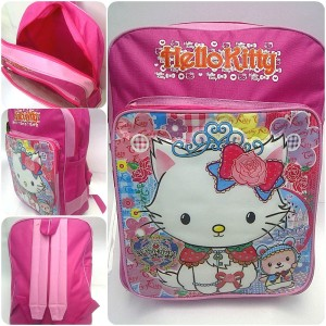 harga Tas Ransel Anak Hello Kitty Tokopedia.com