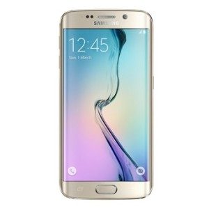 Original Samsung Galaxy S6 edge 4G+ - 32 GB - Gold Platinum