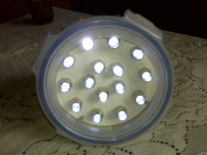 harga Senter LED for Bio Disc Roumend 90 Diameter 9 cm Tokopedia.com