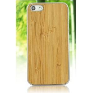 Bamboo Wood Case Plain Motif for iPhone 6 / case bambu tanpa motif