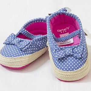harga BABY GIRL SHOES BY CARTER SEPATU BAYI POLKADOT Tokopedia.com