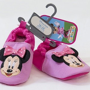 BABY GIRL SHOES BY DISNEY SEPATU BAYI MINNIE MOUSE