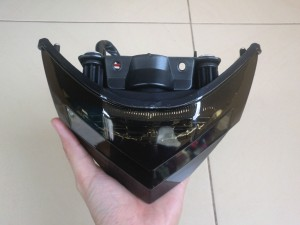 harga Stoplamp / Lampu stop + Sein Ninja 250 Fi (Mika Smoke) Tokopedia.com