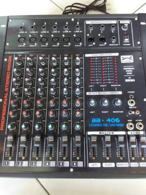 harga Mixer Audio BB 6 chnl Tokopedia.com