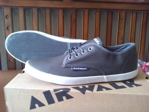 harga AIRWALK ANDREW GREY - sepatu casual sneakers ORIGINAL Tokopedia.com