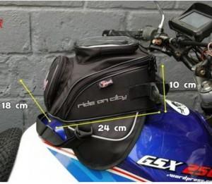 harga Mini Tank Bag 7GEAR Magnetic Tas Multifungsi Tangki Motor Sport Tokopedia.com