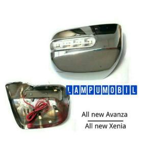 Cover Spion Set Toyota All New Avanza.  Daihatsu All New Xenia