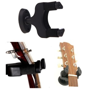 Wall Stand Gantung Hanger Gitar Bass Ukulele Acoustic electric