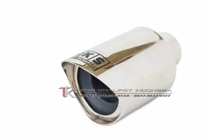 TAIL PIPE HKS PLAIN HAT ( TK MC-3010-PH)