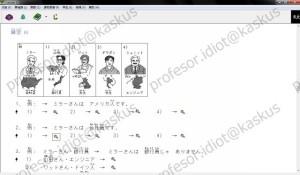 Kurikulum 1- Minna No Nihongo Pack Shokyu-chukyu Full Software