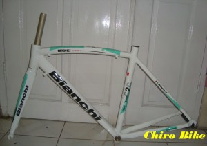 harga Frame balap / road bike Bianchi Tokopedia.com