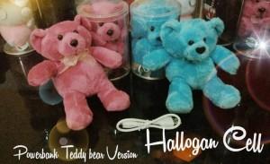 harga Powerbank Boneka Teddy bear 9000mah Tokopedia.com