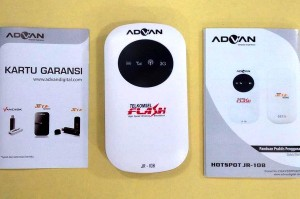 harga Modem GSM ADVAN JR-108 Wifi Router Portable Tokopedia.com