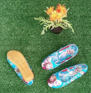 Sepatu Anak Frozen Biru