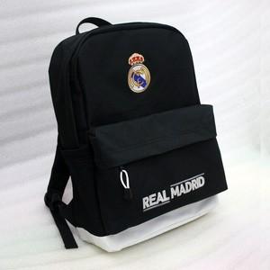 harga Tas Ransel Real Madrid Hitam Distro Tokopedia.com