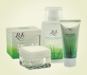 RJ Face Care & Whitening Series