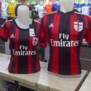 Jersey AC Milan Home 2014/2015 Couple