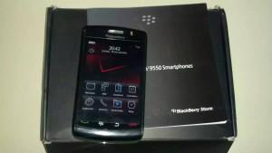Blackberry odin 9550 aka storm2 new BM original
