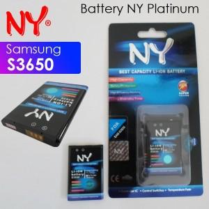 harga Baterai NY Platinum Samsung Corby S3650 / B3410 / C322 / C3510 / C3222 Tokopedia.com