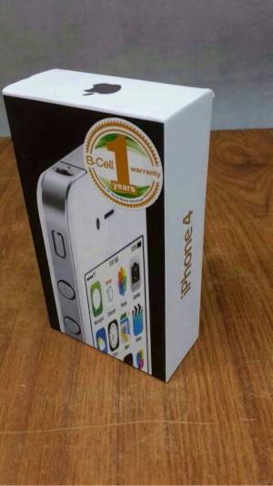 Apple Iphone 4G GSM 16 GB