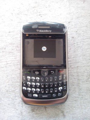Casing Blackberry Javelin 8900 Fullset + Tulang Original