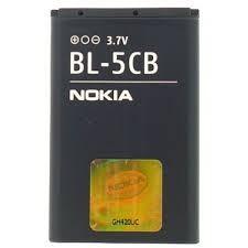 harga Baterei, Batere, Baterai Hp Nokia BL-5CB Original 100% Tokopedia.com