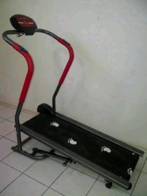 treadmill manual 1 fungsi bfs-002, treadmill manual murah bisa cod