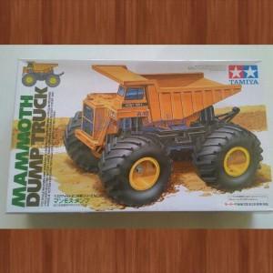 harga Tamiya Mammoth Dump Truck Tokopedia.com