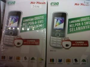 Handphone Esia Movi c11 unlock