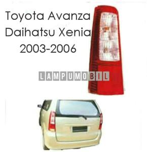 Lampu Belakang Toyota Avanza. Daihatsu Xenia 2003-2006 Merk H.S