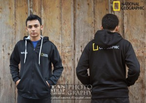 JAKET FOTOGRAFI (NATIONAL GEOGRAPHIC TRAVELER)