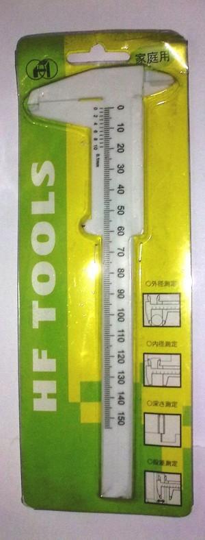 Jual Jangka Sorong Plastik Sigmat Alat Ukur Diameter