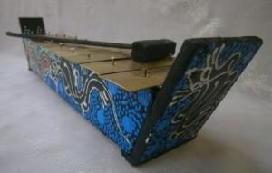 Mainan Alat Musik Dolanan Tradisional Seni Gamelan Unik Khas Indonesia