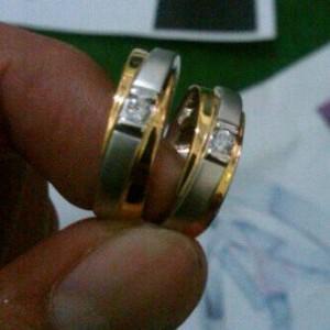 Jual Cincin Kawin Cincin Tunangan Cincin Pernikahan Simpel Kota Yogyakarta Ari Cincin Kawin Tokopedia