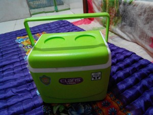 Cooler Box Claris / Termos Es