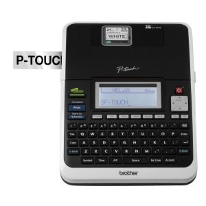 Brother Printer Label PT-2730 Handheld + PC