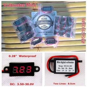 harga Voltmeter Mini 0,28