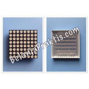 LED Dot Matrix 8x8 Red