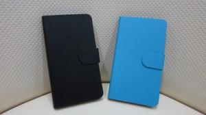 Polytron W9500 Prime 5 Flip case, Leather case