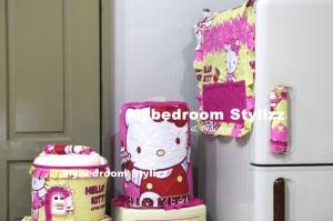 SET GKM / TAPLAK MEJA MAKAN / SBK / HOMESET HK SWEETY PINK