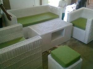 Jual Kursi Sofa Rotan Kota Balikpapan Bagusrotan Tokopedia