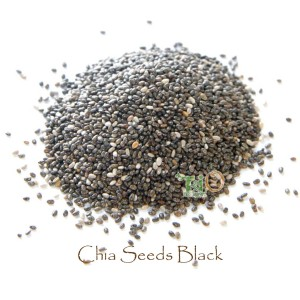 Chia Seeds Black 110 gram